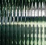 Reed textured glass