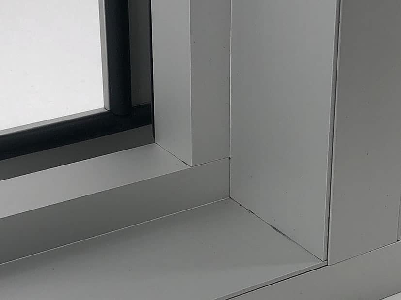 Series 3800-T Tiered Glass Stop