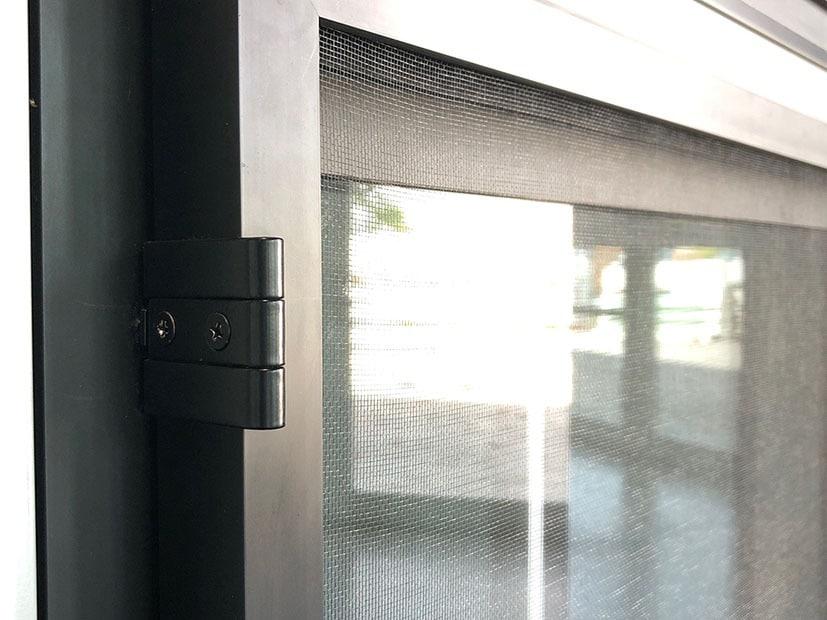 Casement Window Hinged Screen Hinge