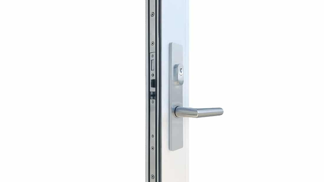 Five-Point Locking System