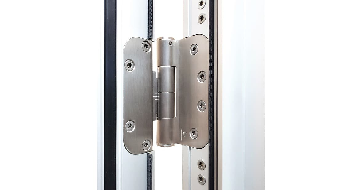 Adjustable Hinges by Truth