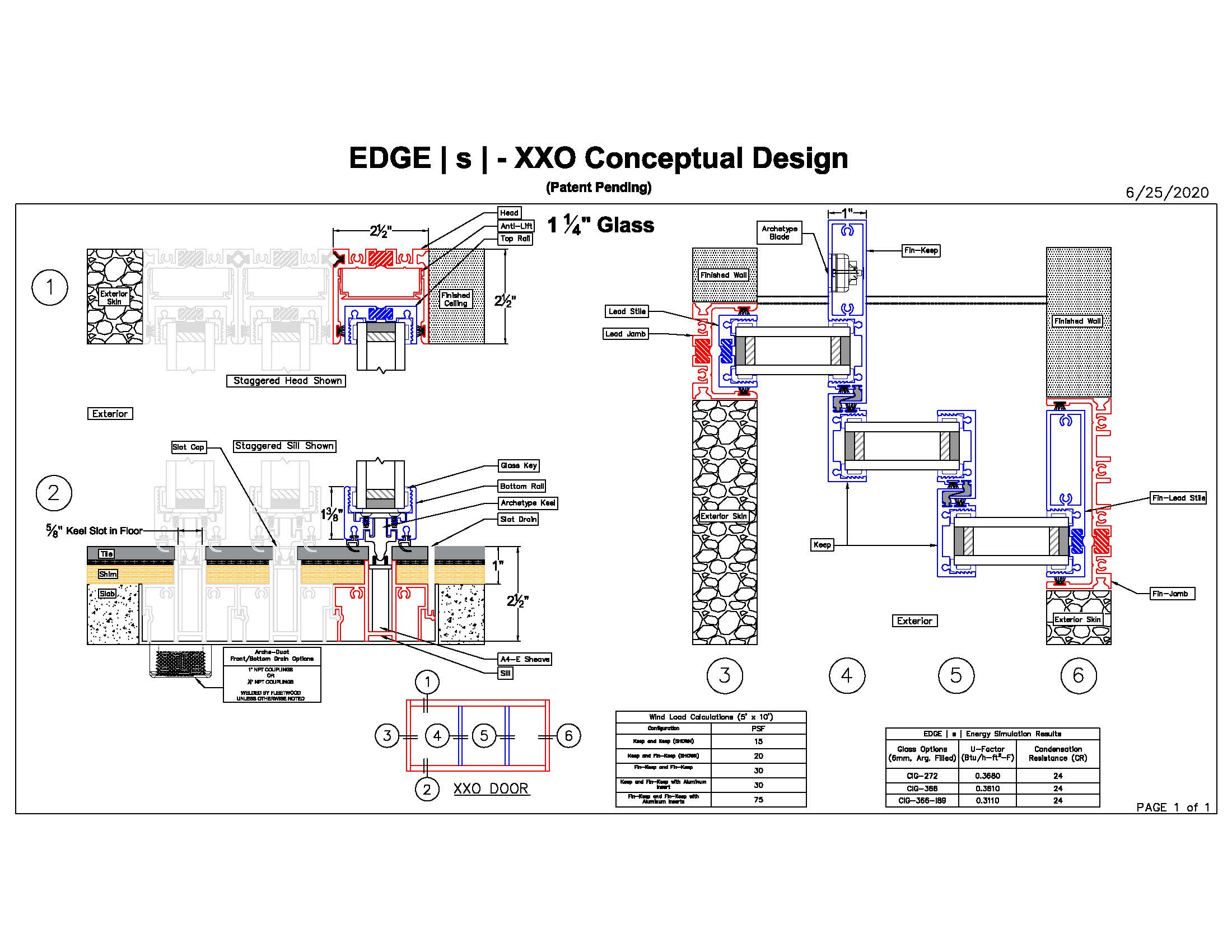 EDGE_s Conceptual Design