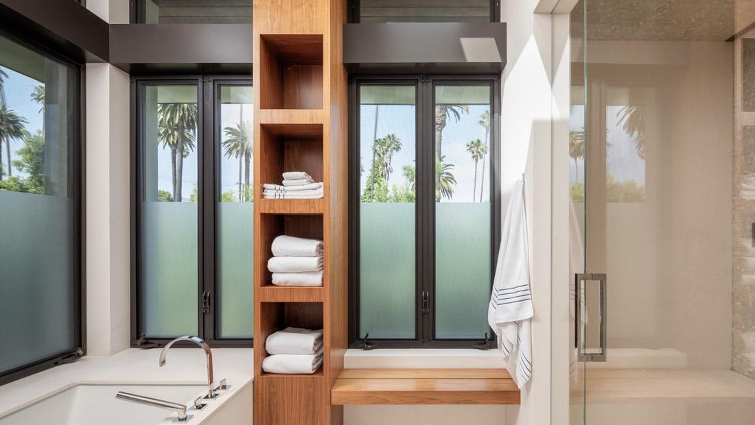 Series 250-T Casement Window